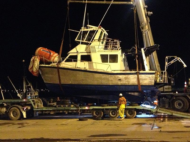 Marine Salvage & Rescue